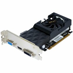 PNY GeForce GT 640 Graphic Card - 900 MHz Core - 1 GB DDR3 SDRAM - PC