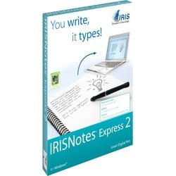 I.R.I.S IRISnotes Express 2 Digital Pen