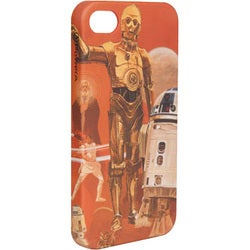 BD&A Star Wars iPhone 4/4S Case - Droids of Tatooine