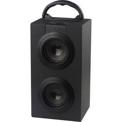 Supersonic 2.0 Speaker System - 6 W RMS - Wireless Speaker(s)