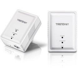 TRENDnet 500Mbps Compact Powerline AV Adapter Kit