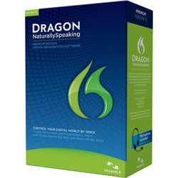 Nuance Dragon NaturallySpeaking v.12.0 Premium Edition - Version Upgr