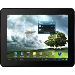 "Trio Stealth Pro 8 GB Tablet - 9.7"" - ARM Cortex A8 1.20 GHz - Midnig"