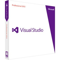 Microsoft Visual Studio 2012 Professional - Complete Product