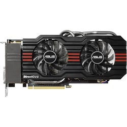 Asus GTX660 TI-DC2O-2GD5 GeForce GTX 660 Ti Graphic Card - 967 MHz Co