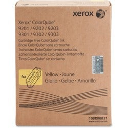 Xerox ColorQube Yellow Solid Ink, 108R831