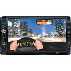 Supersonic SC-732 Car DVD Player - 7