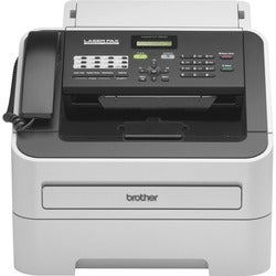 Brother FAX-2940 Laser Multifunction Printer - Monochrome - Plain Pap