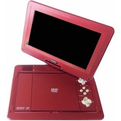 Azend MDP1008 Portable DVD Player - 10.1