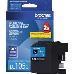 Brother Innobella LC105C Ink Cartridge - Cyan