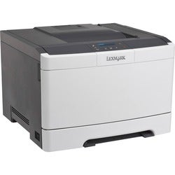 Lexmark CS310N Laser Printer - Color - 2400 x 600 dpi Print - Plain P