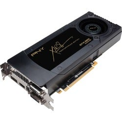 PNY GeForce GTX 660 Graphic Card - 980 MHz Core - 2 GB GDDR5 SDRAM -