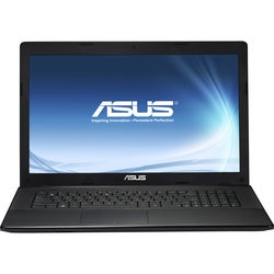 "Asus X75A-DH31 17.3"" LED Notebook - Intel Core i3 i3-2350M 2.30 GHz"