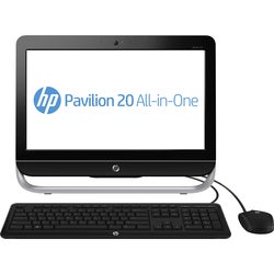 HP Pavilion 20-b010 H3Y89AA All-in-One Computer - AMD E-Series E1-120