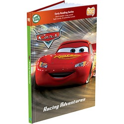LeapFrog LeapReader/Tag Early Reader Book: DisneyPixar Cars: Racing