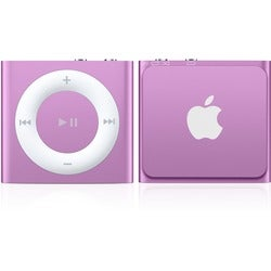 Apple iPod shuffle 2 GB Flash MP3 Player - Purple