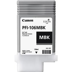 Canon Lucia EX PFI-106MBK Ink Cartridge - Matte Black