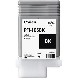 Canon Lucia EX PFI-106BK Ink Cartridge - Black