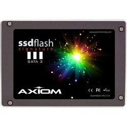 Axiom 60GB Signature III Series 7mm SSD 6Gb/s SATA-III High Speed Asy