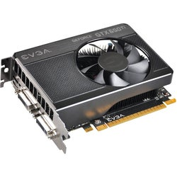 EVGA GeForce GTX 650 Ti Graphic Card - 1071 MHz Core - 2 GB GDDR5 SDR