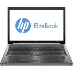 "HP EliteBook 8770w C6Y81UT 17.3"" LED Notebook - Intel - Core i7 i7-36"