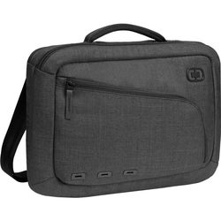 Ogio Black Newt 15-inch Laptop Messenger Bag