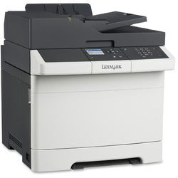 Lexmark CX310DN Laser Multifunction Printer - Color - Plain Paper Pri
