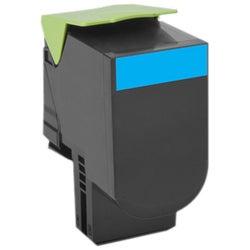 Lexmark Unison 800H2 Toner Cartridge - Cyan