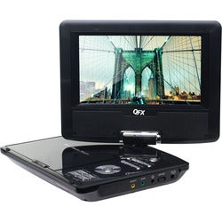 QFX PD-110 Portable DVD Player - 10