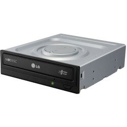 LG GH24NS95 Internal DVD-Writer - Retail Pack