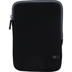 V7 Carrying Case (Sleeve) for iPad - Black, Gray