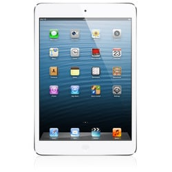 "Apple iPad mini MD531LL/A 16 GB Tablet - 7.9"" - Apple A5 - White, Sil"
