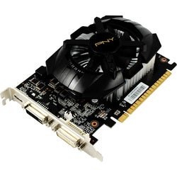 PNY GeForce GTX 650 Graphic Card - 1 GPUs - 2 GB GDDR5 SDRAM - PCI-Ex