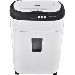 Gear Head 60 Sheet Auto Feed Micro-Cut Shredder