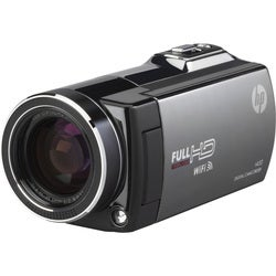 HP t450 Digital Camcorder - 3