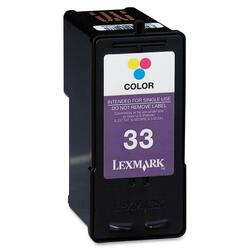 Lexmark Color Ink Cartridge - 190 Page - Yellow, Cyan, Magenta