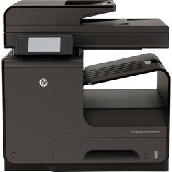 HP Officejet Pro X476 X476DN Laser Multifunction Printer - Color - Pl