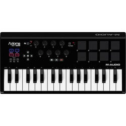 M-Audio Axiom A.I.R. Mini 32 - Premium Keyboard and Pad Controller