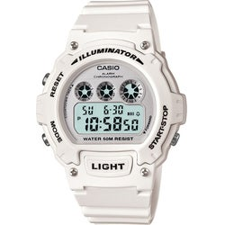 Casio W214HC-7BV Wrist Watch