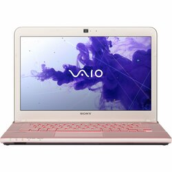 "Sony VAIO SVE14132CXP 14"" LED Notebook - Intel Core i3 i3-3120M 2.50"