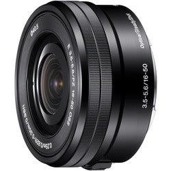 Sony 16-50mm f/3.5-5.6 OSS Alpha E-mount Zoom Lens (New in Non-Retail Packaging)