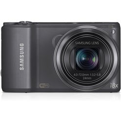 Samsung WB250F Smart 14.2MP Wi-Fi Gun Metal Digital Camera