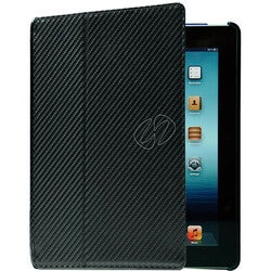 MacCase VCFL-BK Folio Carrying Case for iPad 3 and iPad 2