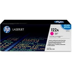 HP 122A Magenta Toner Cartridge for LaserJet 2550/2820/2840