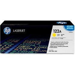 HP 122A Yellow Toner Cartridge