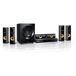 LG BH9230BW 9.1 3D Home Theater System - 1460 W RMS - Blu-ray Disc Pl