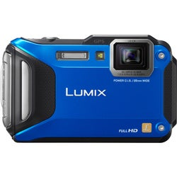 Panasonic Lumix DMC-TS5 16.1MP Digital Camera