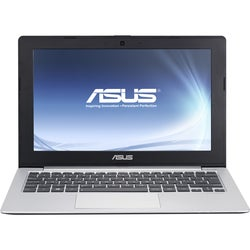 "Asus X201E-DS02 11.6"" LED Notebook - Intel Celeron 1.10 GHz - Black"