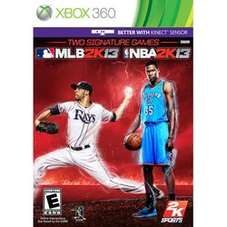 Take-Two NBA 2K13 / MLB 2K13 Combo Pack