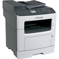 Lexmark MX310DN Laser Multifunction Printer - Monochrome - Plain Pape